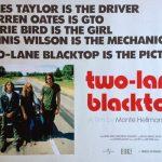 Two-Lane Blacktop, поездка по Шоссе 66