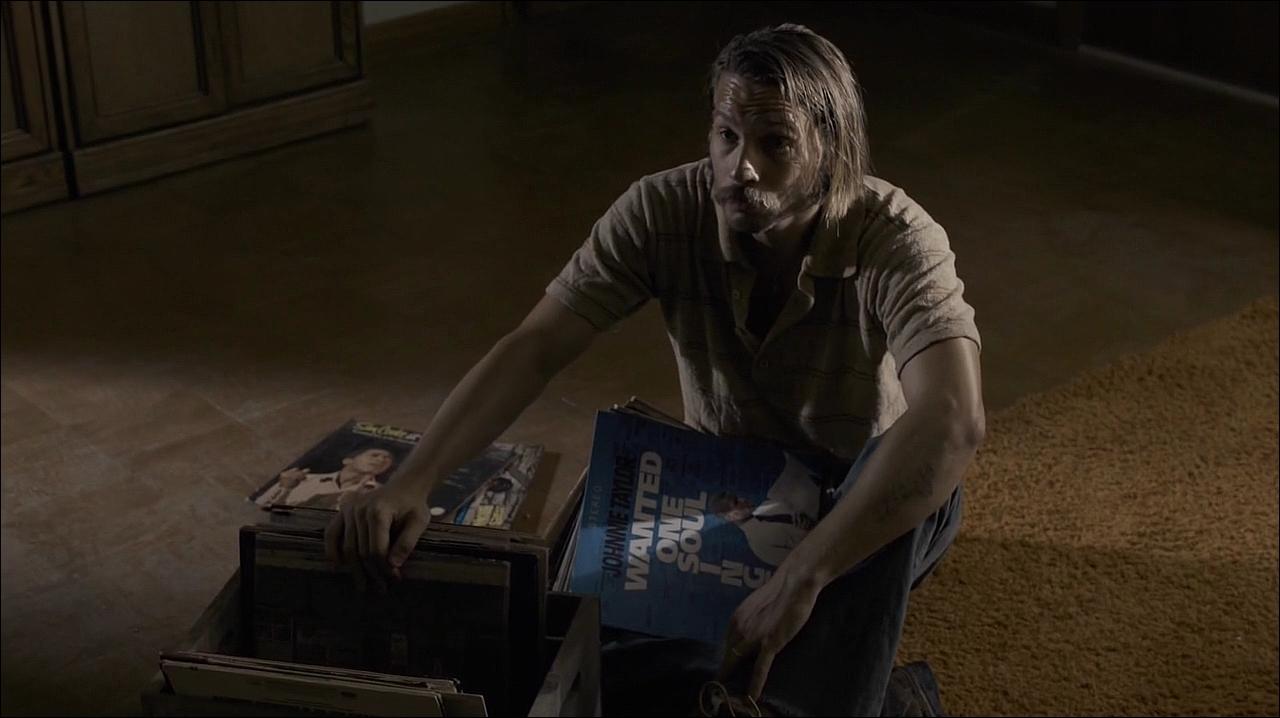 Мак не может найти пластинку Отиса Реддинга