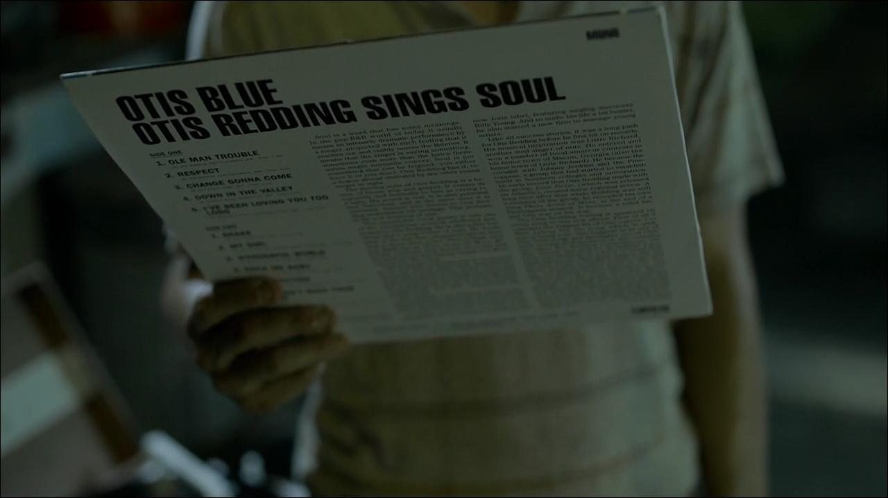Otis Redding Sings Soul. Пластинка нашлась. У кого вы думаете?