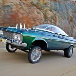 Gas Bubble: 1963 Plymouth Fury