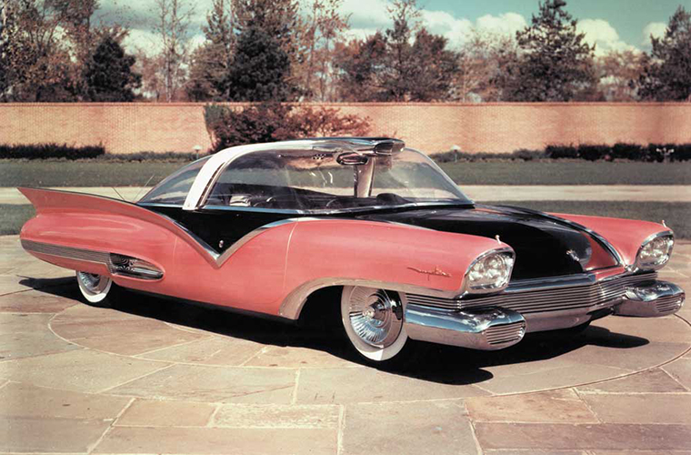 1955 Ford Mystere thumbnail photo