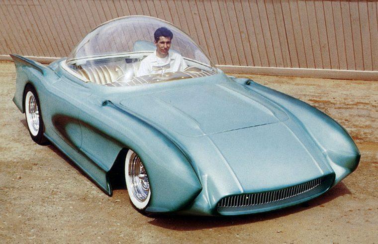 X-Sonic, 1956 Chevrolet Corvette lowrider thumbnail photo