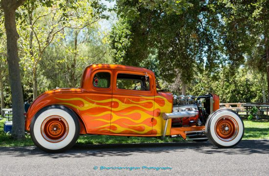 Switchblade 327, 1932 Ford Coupe 5-window hot-rod thumbnail photo