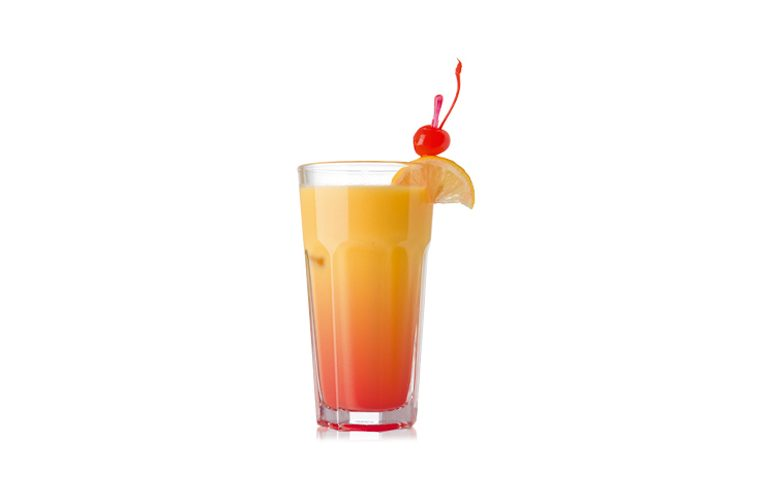 Tequila Sunrise cocktail thumbnail