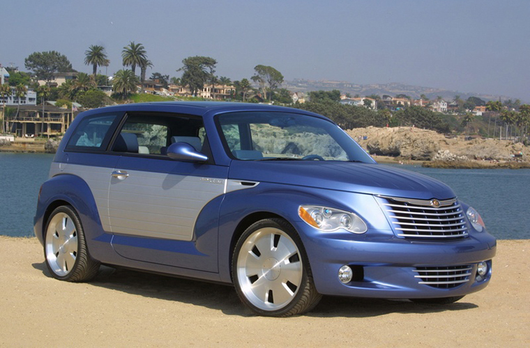 2002 Chrysler California Cruiser thumbnail photo