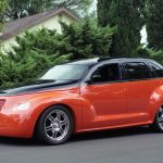 California Kroozer: 2001 Chrysler PT Cruiser