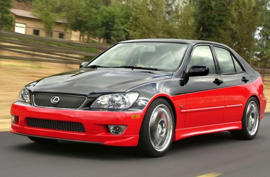 Lexus IS 430 thumbnail photo