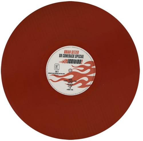 Ignition! vinyl disc photo