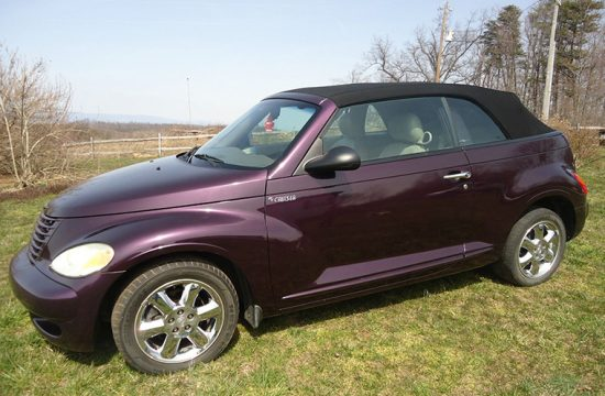 Thumbnail photo for PT Cruiser page