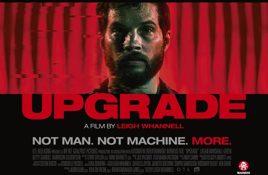 Upgrade poster