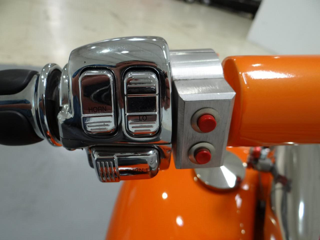 Custom Hemi 426 Chopper details photo 05