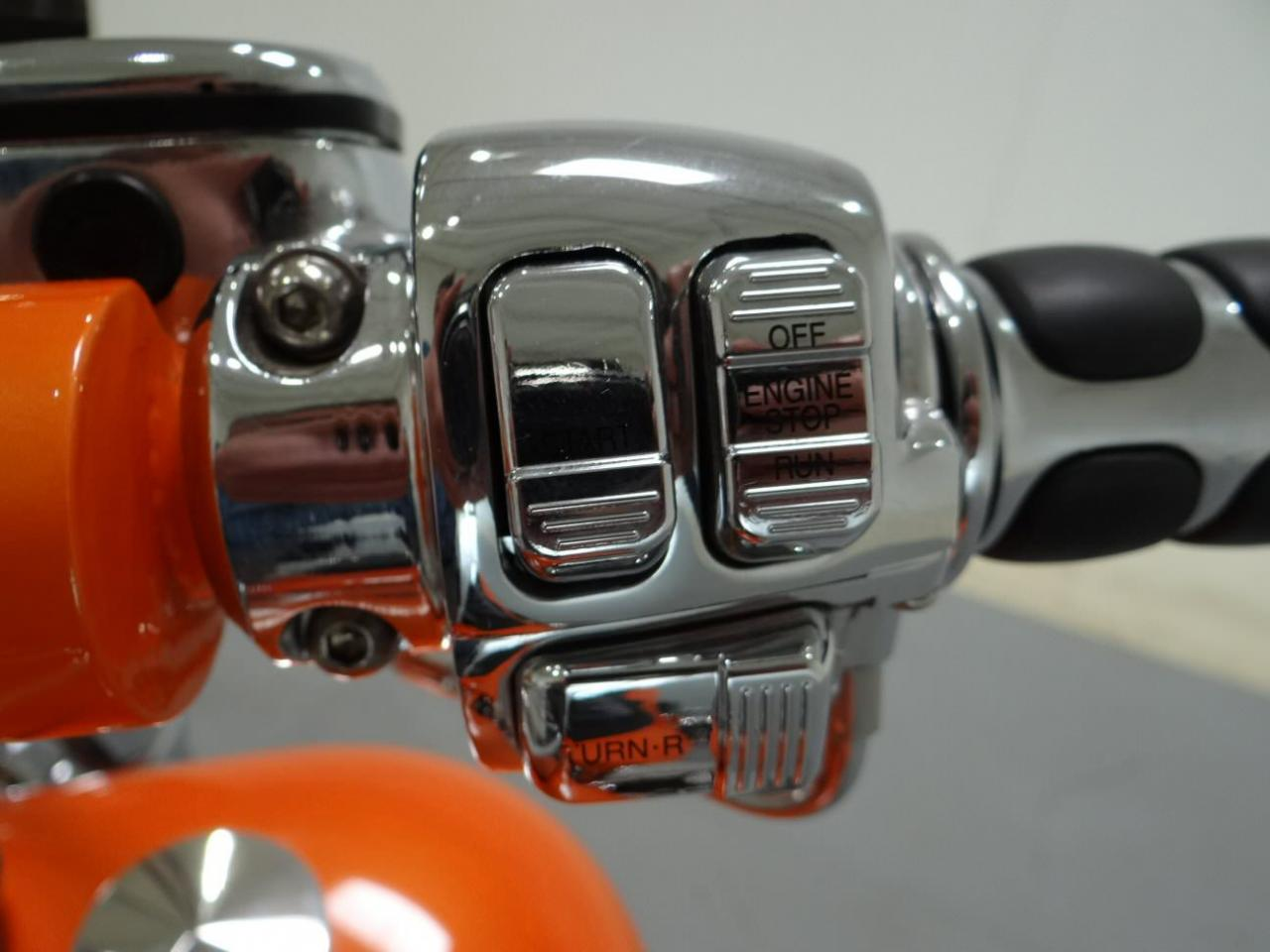Custom Hemi 426 Chopper details photo 07