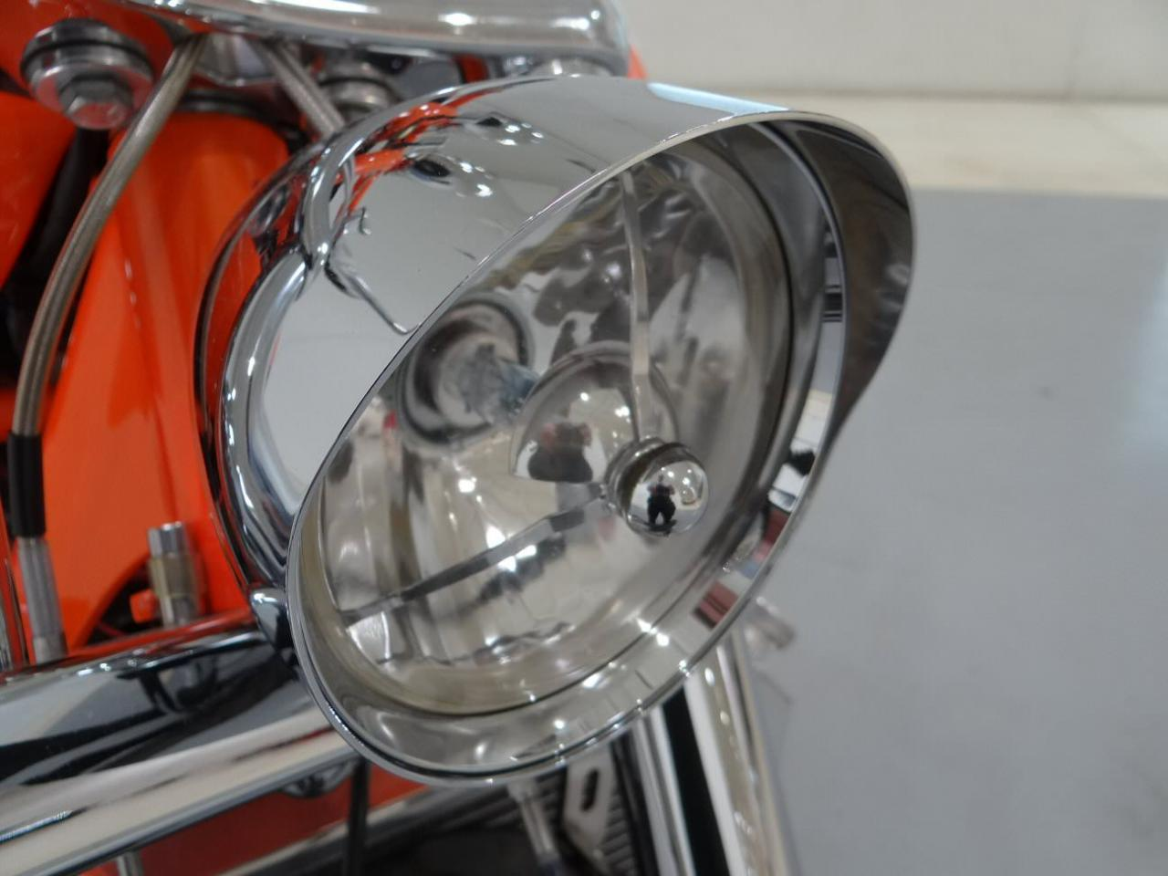 Custom Hemi 426 Chopper details photo 32
