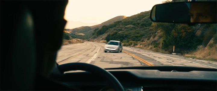 Drive chase shot 1