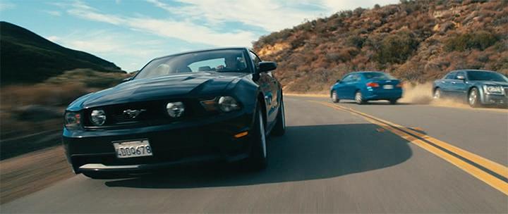 Drive chase shot 2
