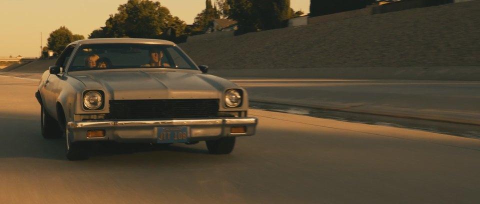 Драйв, автомобиль Chevy Malibu
