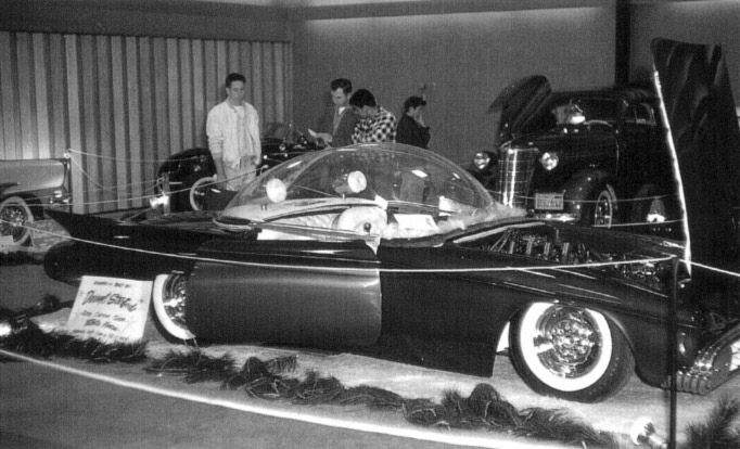 Predicta, first version photo on a car show