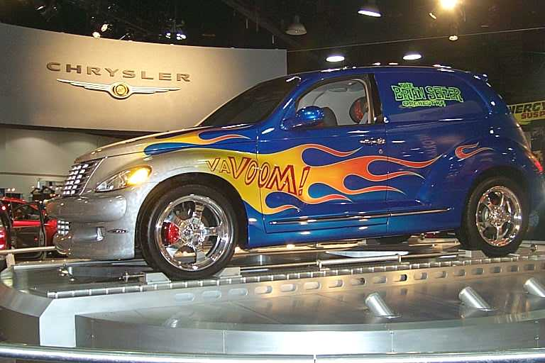 PT Cruiser Vavoom custom