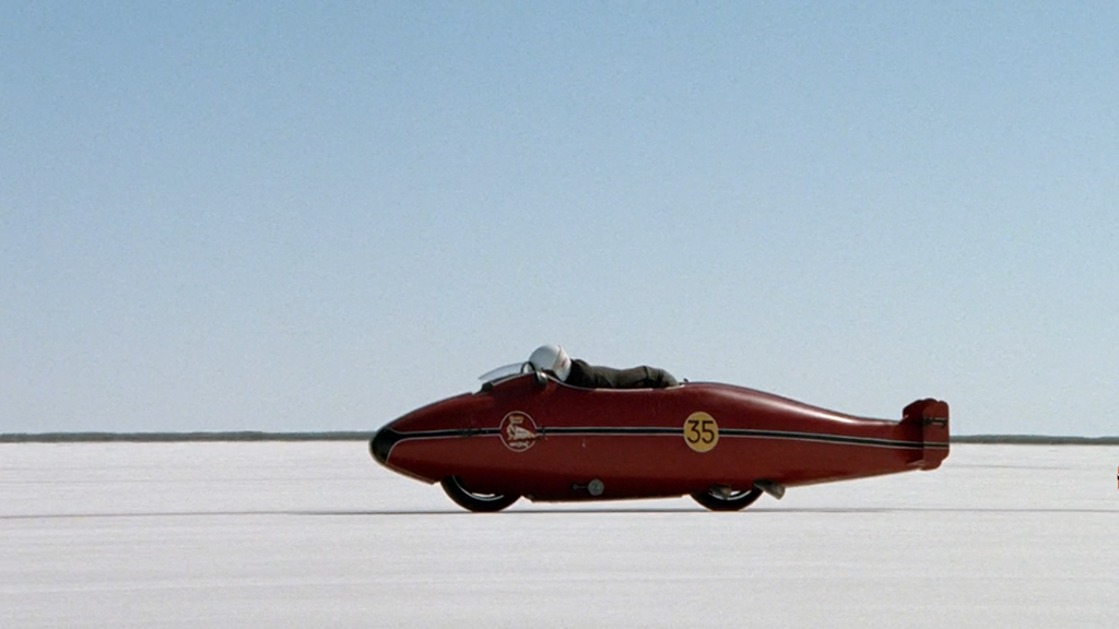 The World's Fastest Indian Burt Munro Special