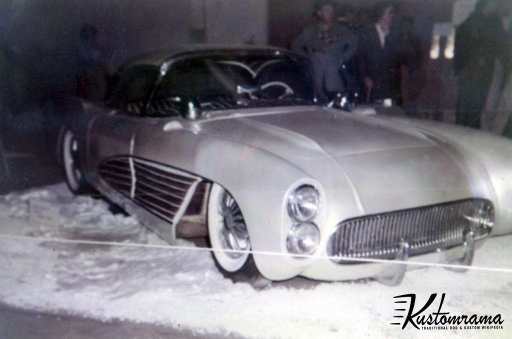 X-Sonic circa 1960