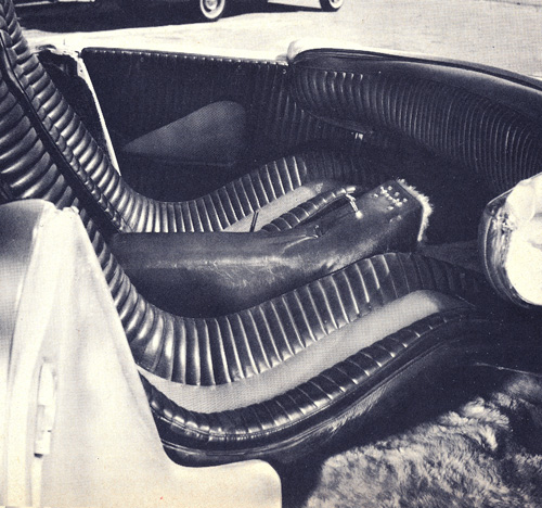 X-Sonic interior shot
