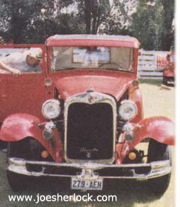 Hot Rod Lincoln in 1994 front