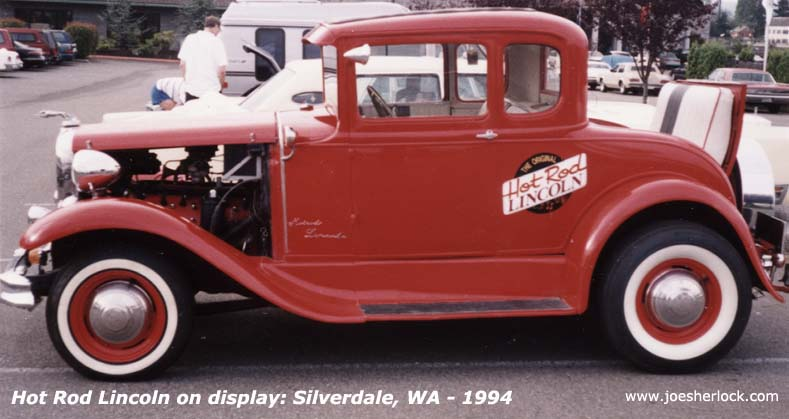 Hot Rod Lincoln in 1994 side