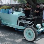 1923 Dodge с двигателем Cadillac V16