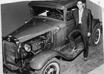 Hot Rod Lincoln earliest photo