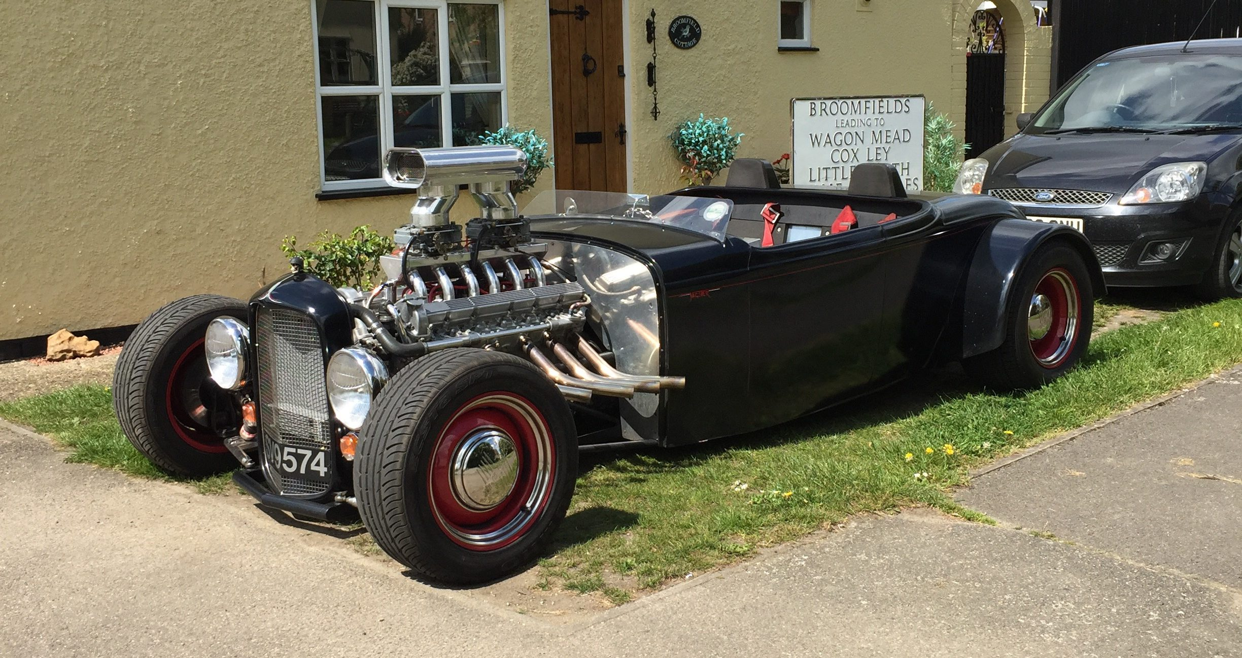 Jagster hot-rod HQ photo