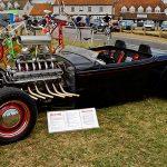 Двигатели V12 на кастом-сцене: Jaguar