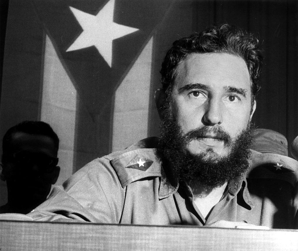 Fidel Castro, 1960s