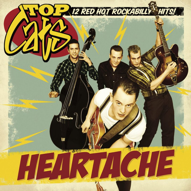 Top Cats, Heartache 2011