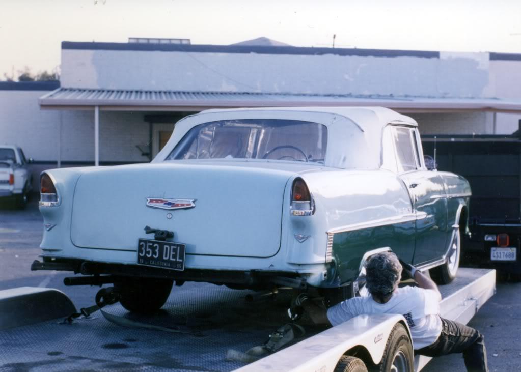 Chevrolet Bel Air 1956, Гонщики 1994 Родригеса