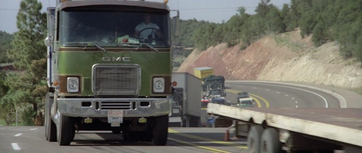 грузовик GMC, Конвой
