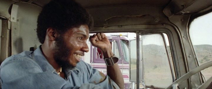 Паук Майк, Spider Mike, Фрэнклин Аджайе, фильм Конвой 1978