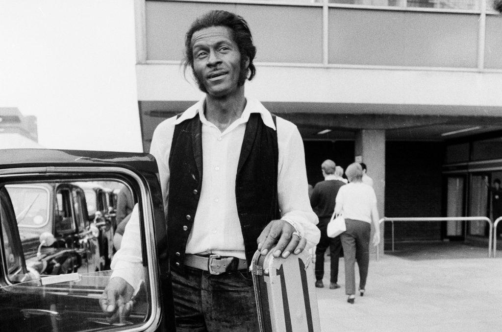 Чак Берри, 1972