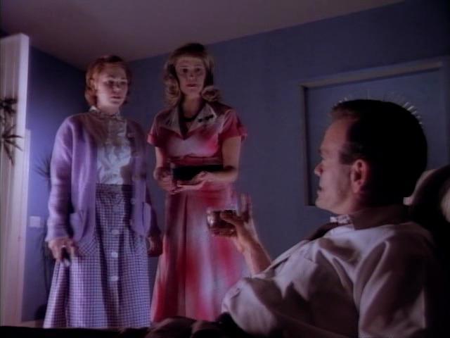 Лаура и родители, Дочери в бегах