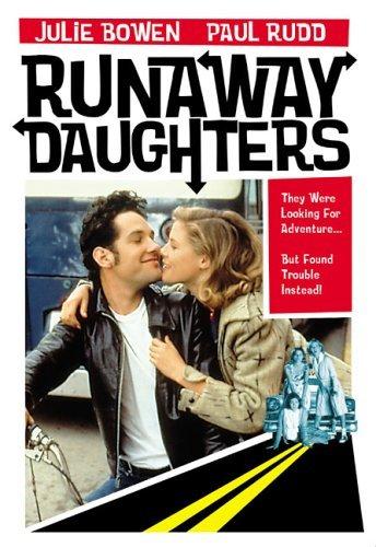 постер к фильму Дочери в бегах 1994, runaway daughters