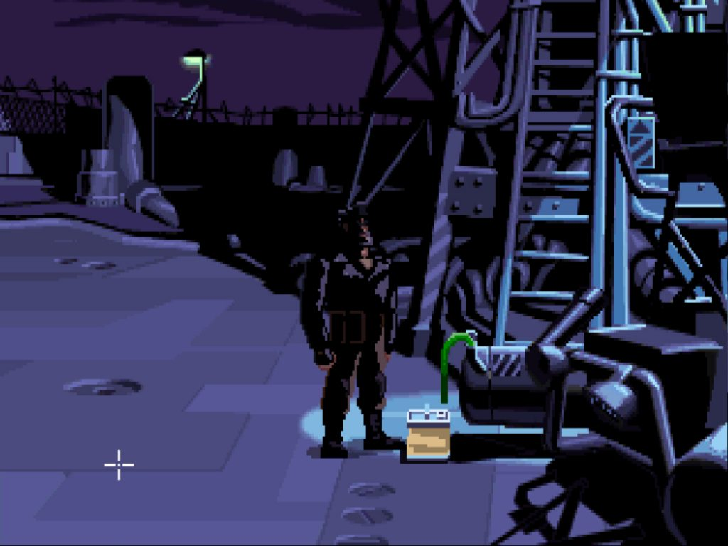 Full Throttle screenshot 10.
