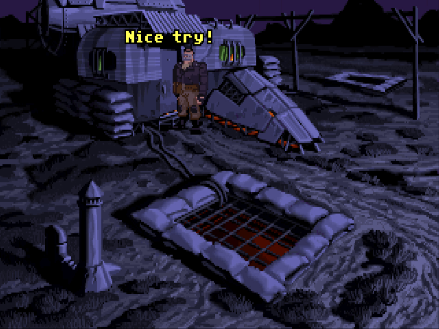 Full Throttle screenshot 19.