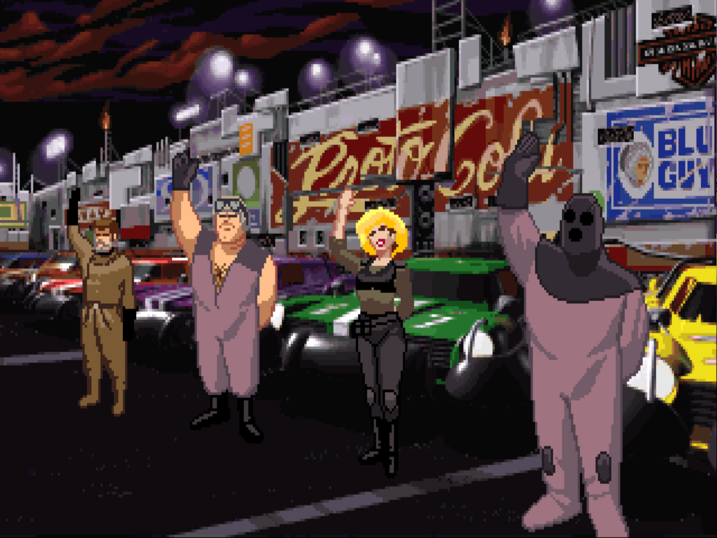Full Throttle screenshot 21.