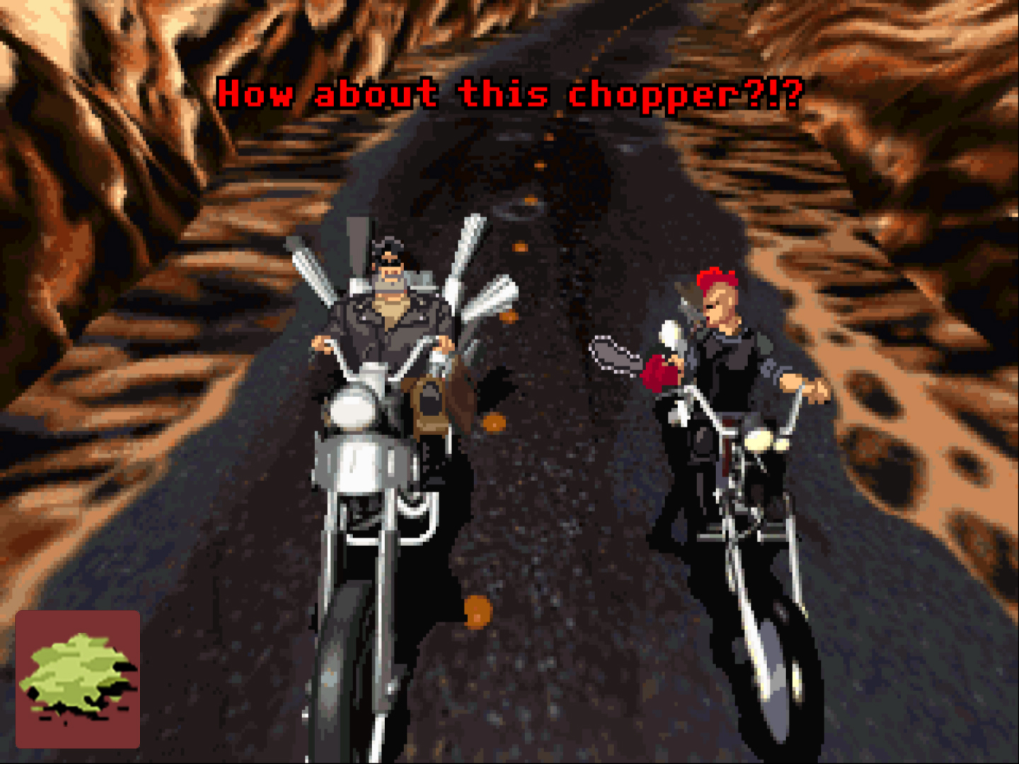 Full Throttle screenshot 26.