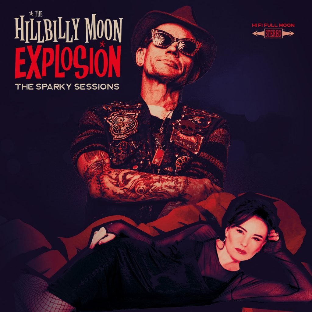 The Hillbilly Moon Explosion, Sparky Sessions, 2019, скачать