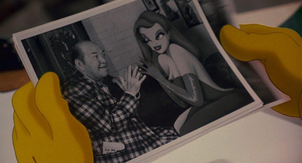 секс аллюзии, фильм Кто Подставил Кролика Роджера, ex allusions, Who Framed Roger Rabbit?.