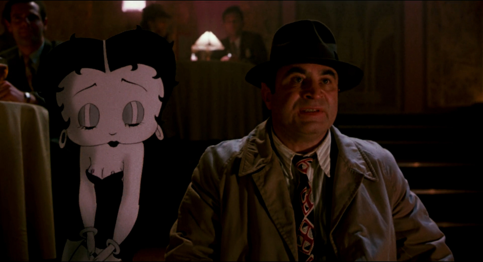Who Framed Roger Rabbit? censored scene 2.