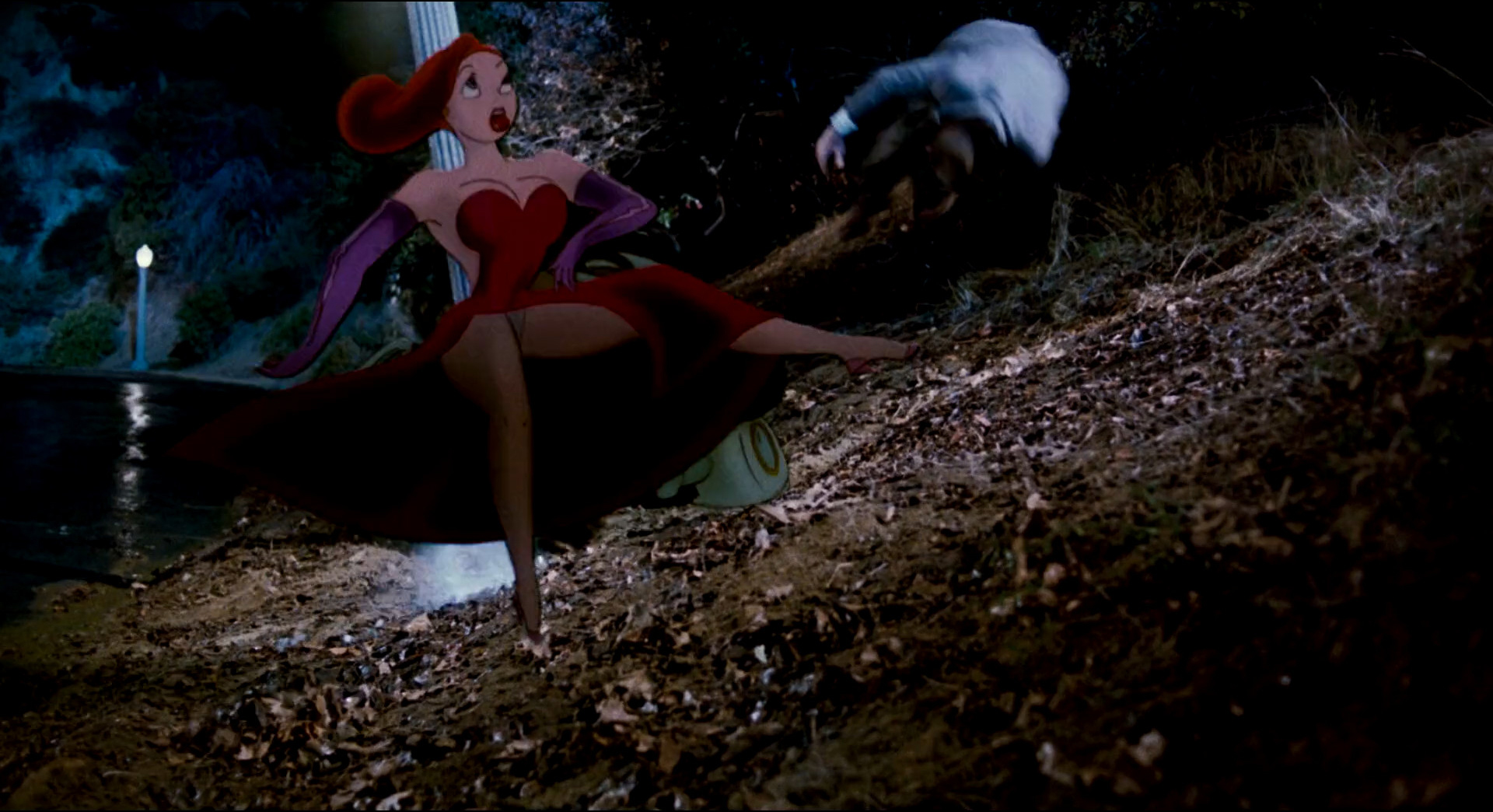 Who Framed Roger Rabbit? censored scene 3.
