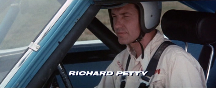 Richard Petty, фильм Speedway (1968)