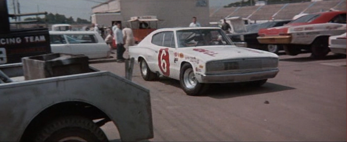 Race Charger in Speedway (1968).