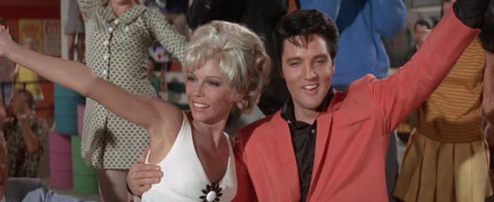 Nancy Sinatra, Speedway, кадр из фильма